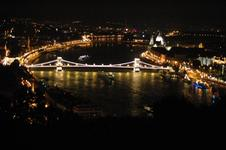 Danube - Chain bridge
